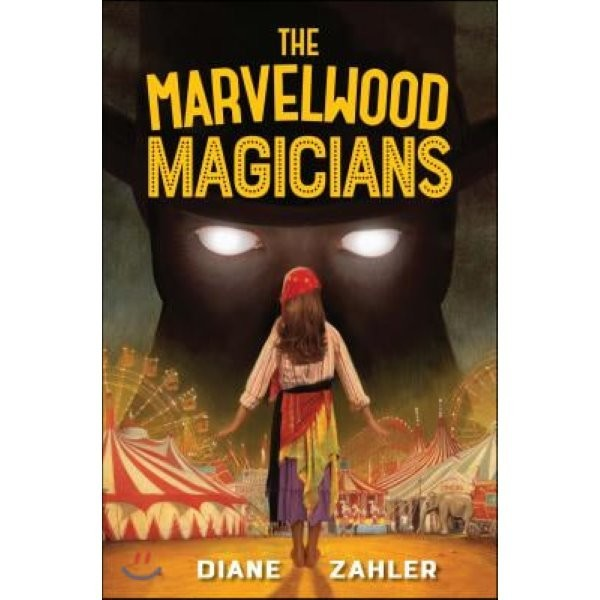 The Marvelwood Magicians  Zahler  Diane 상품이미지