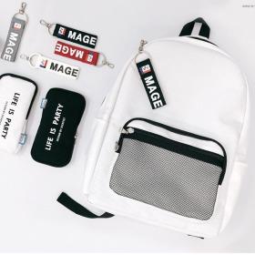 LKBP-083/Backpack/Backpack/Couple/Bag/Men/Women/Pencil Cases