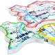아주 특별한 우리나라 지도퍼즐 미션 1300만원 도전