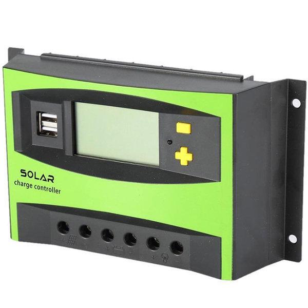 태양광 컨트롤러 40A 솔라 모듈 충전기 패널 콘트롤러 상품이미지