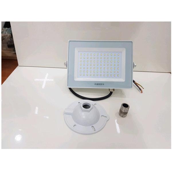 금호전기 LED 사각투광등 50w 궁금사항 전화 상담 구매 상품이미지
