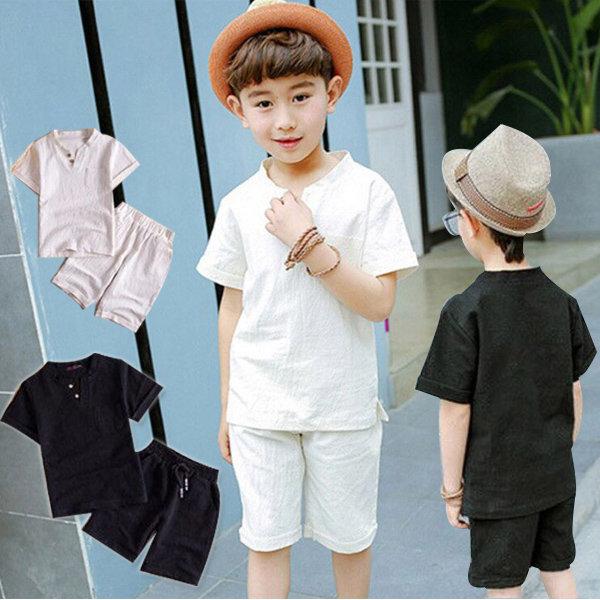 아동복 반바지 상하복 티셔츠 티 반팔티 아동 의류 상품이미지