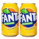 환타 파인애플 355ml x 24캔(뚱캔) / 탄산음료 음료수