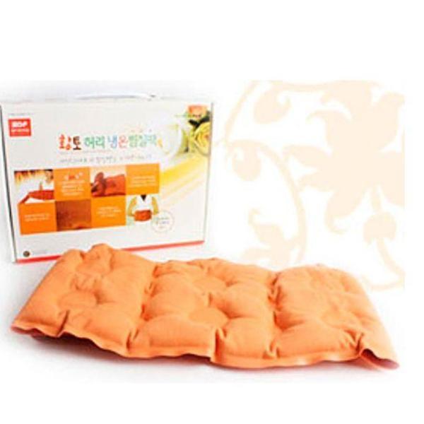 황토허리냉온찜질팩 (면) 찜질 핫팩 찜질팩 냉온팩 상품이미지