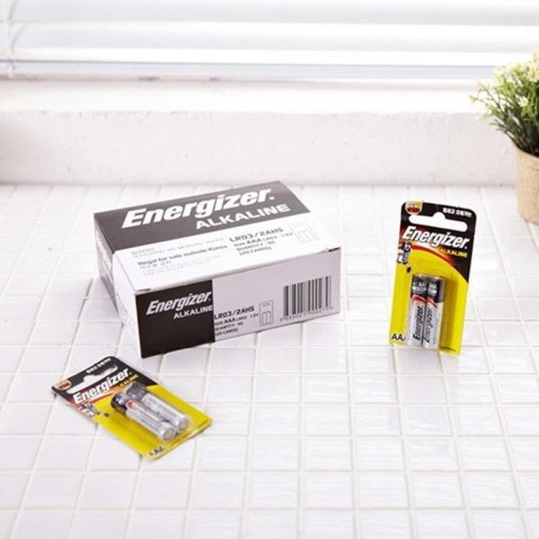 에너자이저 AAA 건전지 배터리 소 2입 20개 한솔 상품이미지
