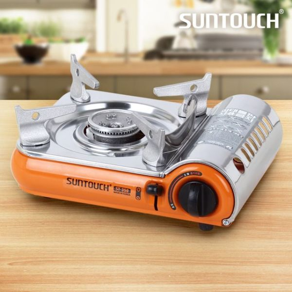 가스버너 ST-350 휴대용가스렌지 휴대용 가스렌지 상품이미지