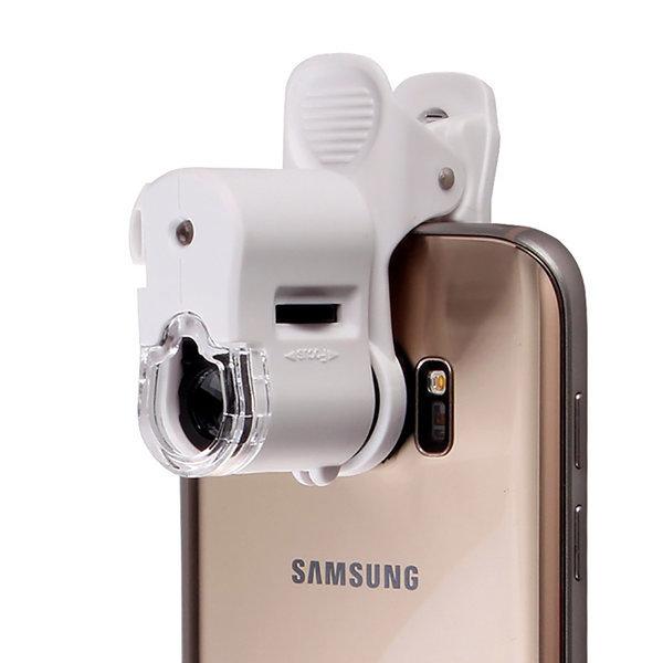 스마트폰 현미경 확대경 60배율 휴대폰 돋보기 상품이미지
