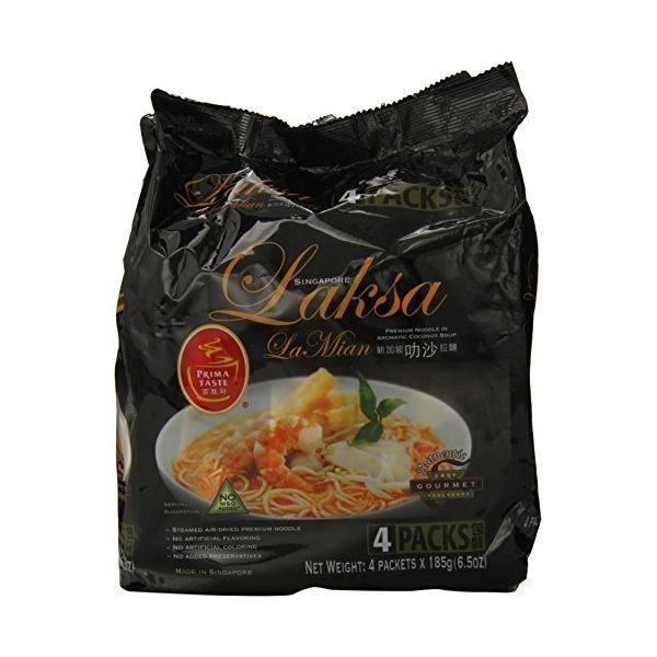 홀릭존 해외배송/Prima Taste Laksa Coconut Curry Lamian Noodles  26 Ounce/구매대행 상품이미지