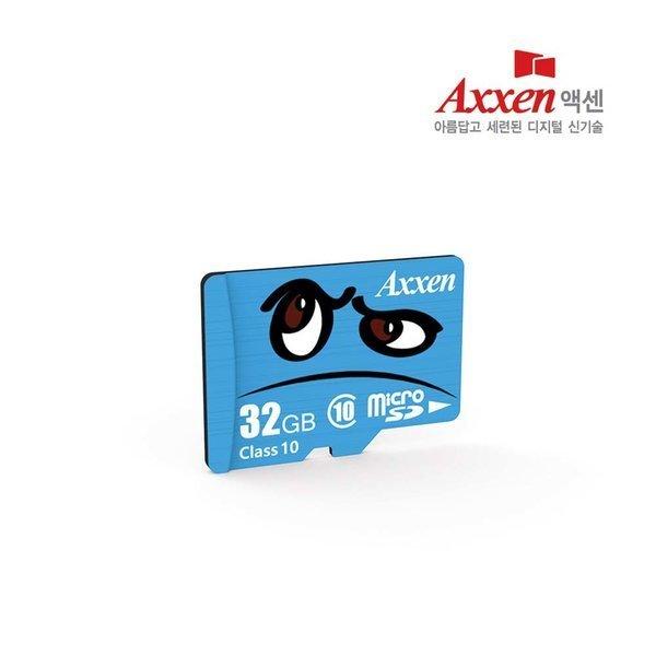 액센 캐릭터 Micro SDHC 32GB/UHS-1/Class10/95M 상품이미지
