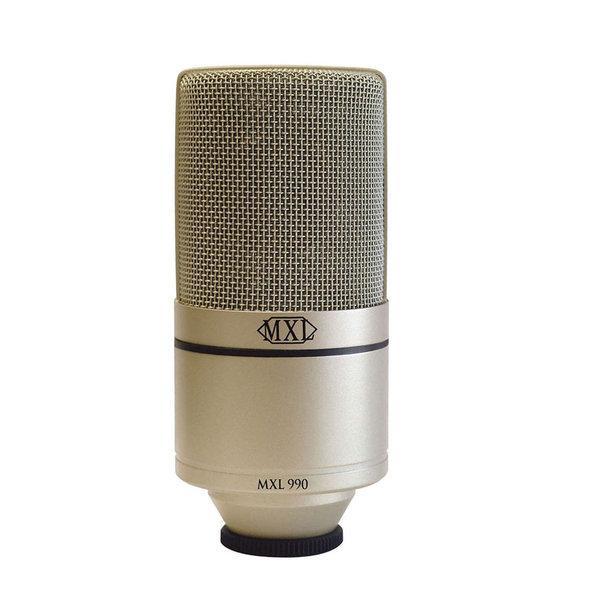 MXL-990 보컬녹음용 콘덴서 마이크로폰/마이크 상품이미지