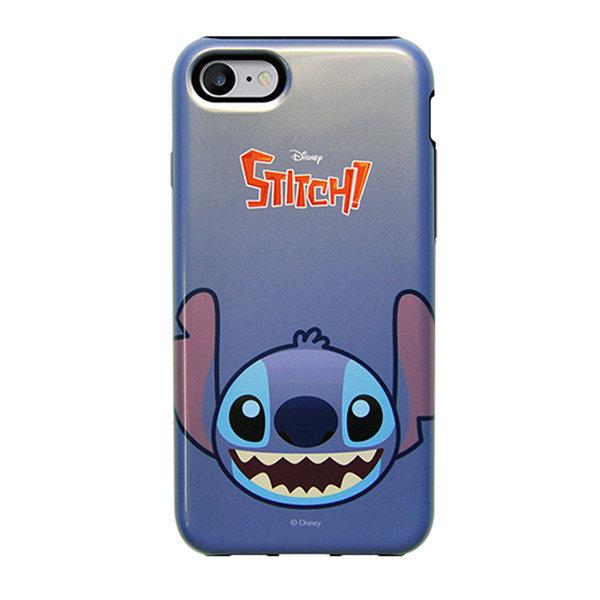 아이폰8 케이스 디즈니 스티치 포인트 아머 상품이미지