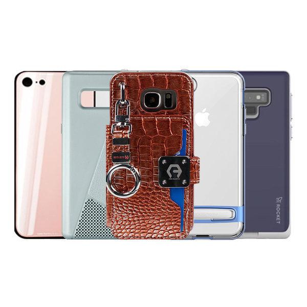 카드수납범퍼케이스 갤럭시S10 S9 노트10 아이폰XS 상품이미지