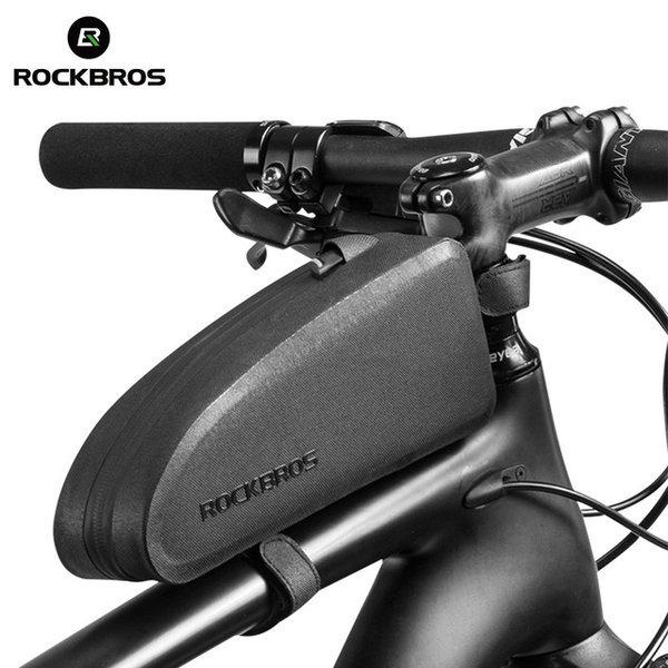ROCKBROS 자전거 가방 방수 사이클링프론트 튜브 가방 상품이미지