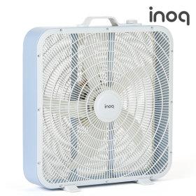 이노크 20형 박스팬 선풍기 업소용 IA-B20B 블루