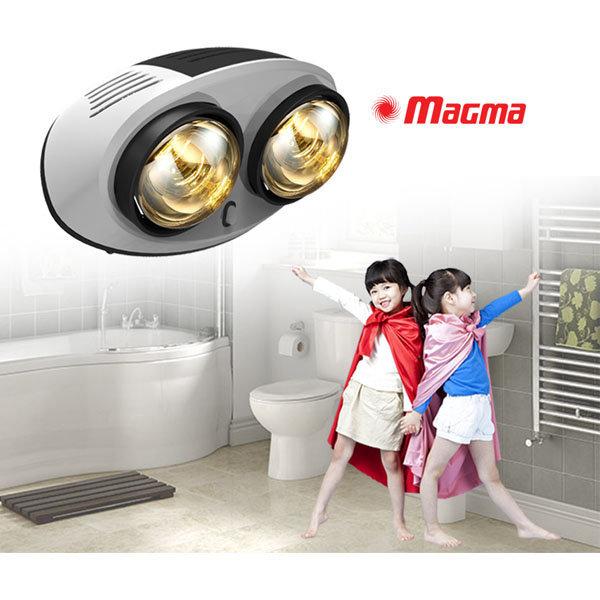 마그마 욕실난방기 ( 마그마2 - SILVER ) - 욕실 난방 상품이미지