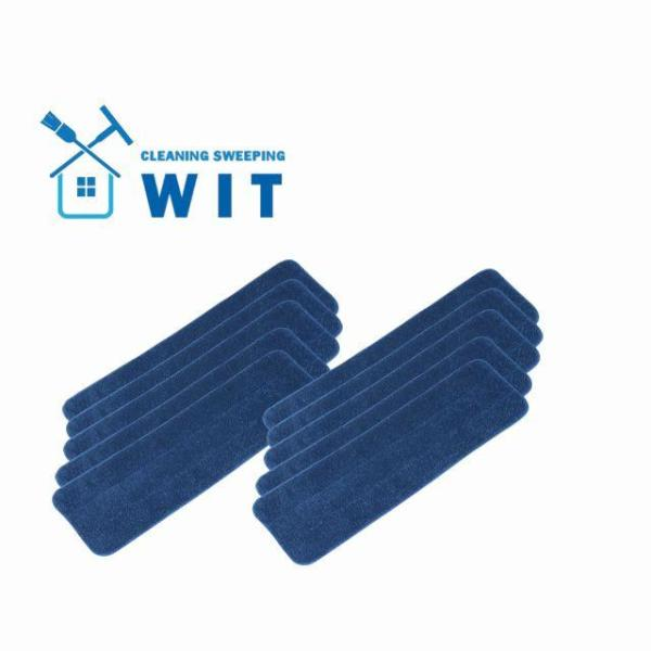 WIT 위트 극세사루프형밀대패드10P (물청소용) 상품이미지