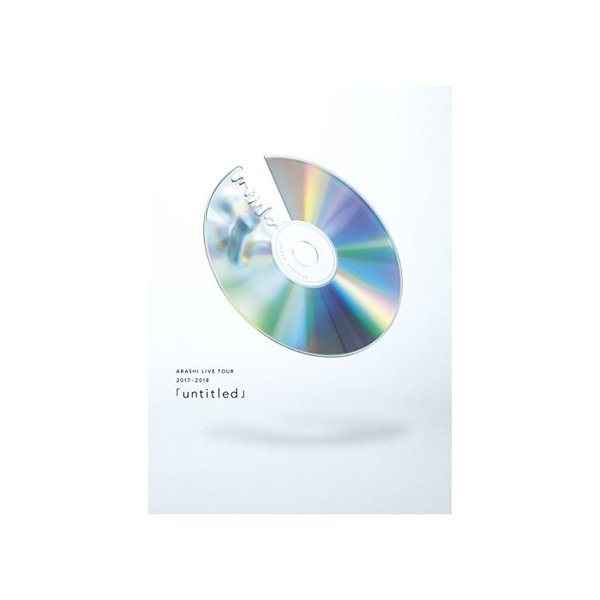 ARASHI LIVE TOUR untitled (DVD 보통) 상품이미지