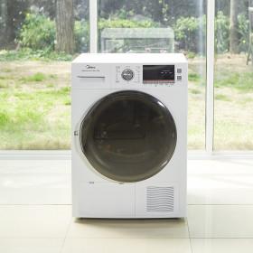 Midea 의류건조기 MCD-H101W 히트펌프/10kg/무료설치.