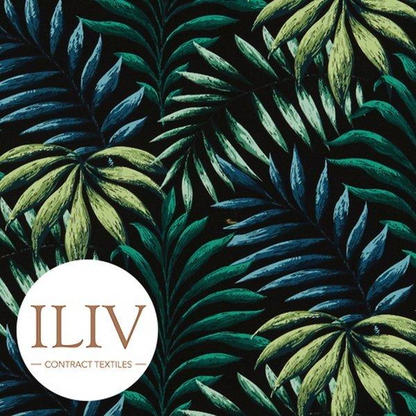 ILIV Manila Fabric Zinc 영국수입원단-패브릭포커스 상품이미지
