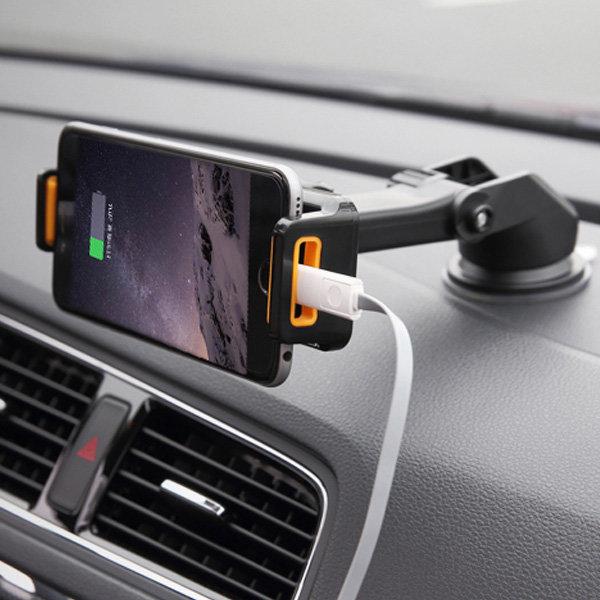 차량용 길이조절형 대쉬보드 핸드폰거치대 OSA-LGRIP 상품이미지