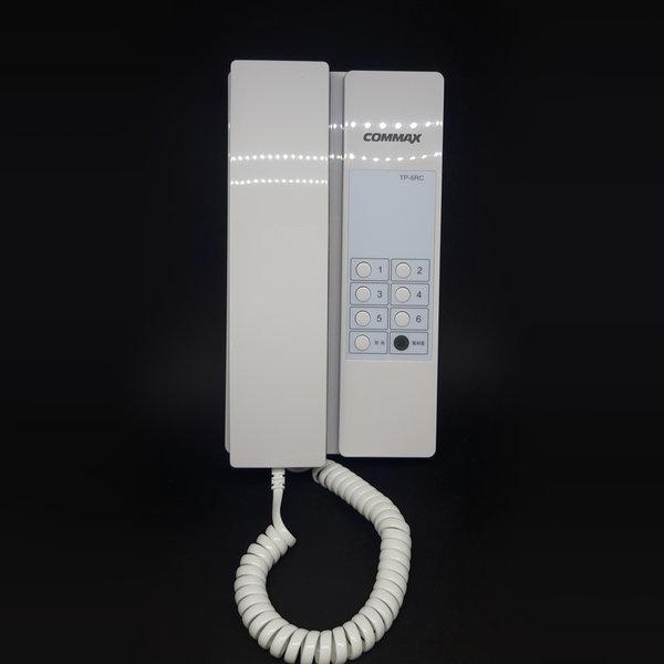 코맥스 TP-6RC 상호식 인터폰 6채널 호출 상품이미지