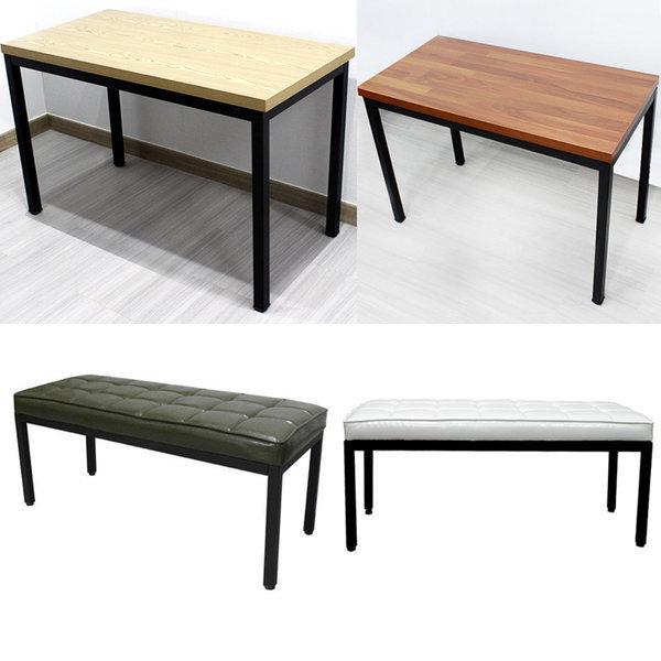RM 벤치의자 스툴 학원 공원 테이블 장 피아노의자 상품이미지