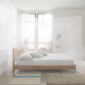 사각모기장 일반형(소형) / 캐노피 방충망 텐트 침대