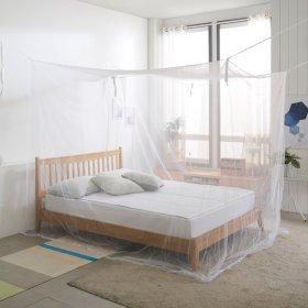 사각모기장 일반형(대형) / 캐노피 방충망 텐트 침대