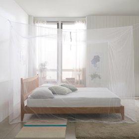 사각모기장 일반형(특대형) /캐노피 방충망 텐트 침대