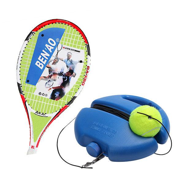 셀프 테니스라켓 테니스 리턴볼set  레드라켓 1개 상품이미지