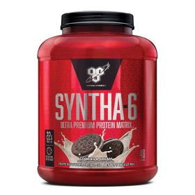 신타6 오리지널 쿠키 앤 크림 웨이 프로틴 파우더 48 서빙 단백질 보충제 2.27 kg 빠른직구