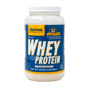 Jarrow 웨이 프로틴 무맛 유청 단백질 보충제 39 서빙 908 g  빠른직구