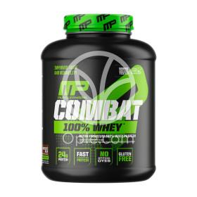 Combat 컴뱃 100% 웨이 프로틴 초콜릿 밀크 68 서빙 단백질 보충제 2269 g  빠른직구
