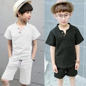 아동복 상하복 반바지 티셔츠 티 반팔티 아동 의류