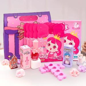 [핑크공주]어린이 유아 매니큐어 3개 골라담기 여아 선물 세트
