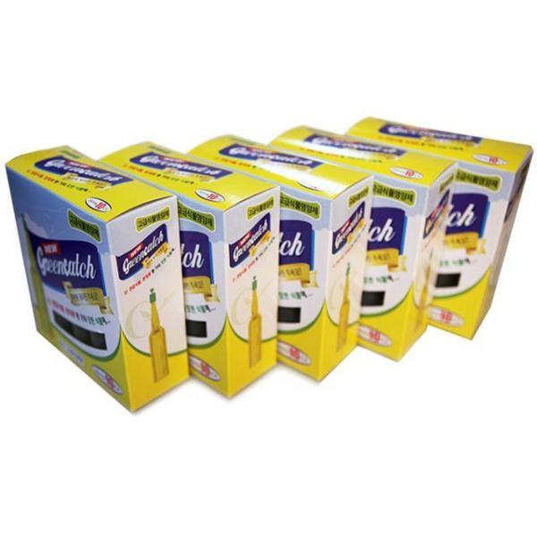 그린캐치 식물영양제 5박스(다목적 화초영양제 생장 상품이미지