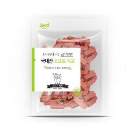 개밥남_굿밸런스소프트육포 소고기 _100G