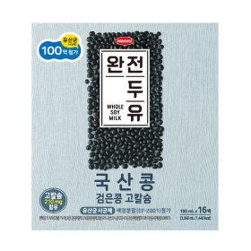 (1+1)V 한미_유산균국산콩고칼슘두유_190MLx16
