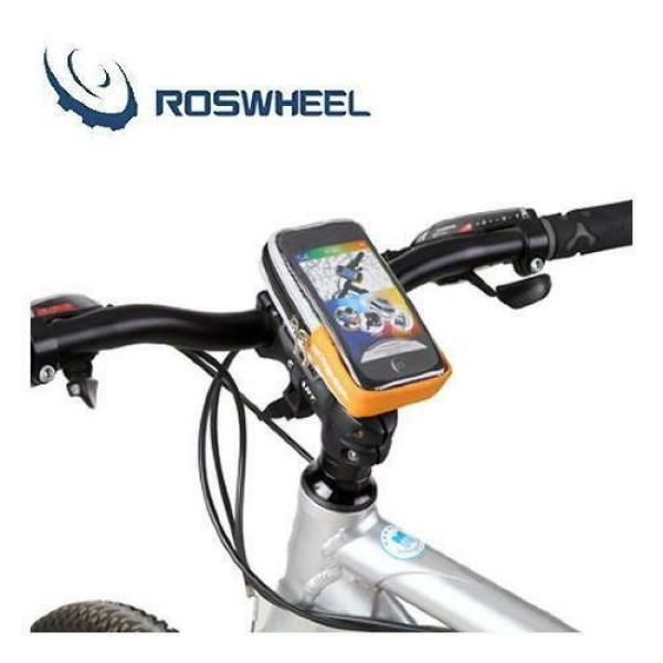 (AK몰)(스포츠기타(아웃도어))(Roswheel) 11363 정품 로스휠 자전거 스마트폰 거치대 가방 상품이미지