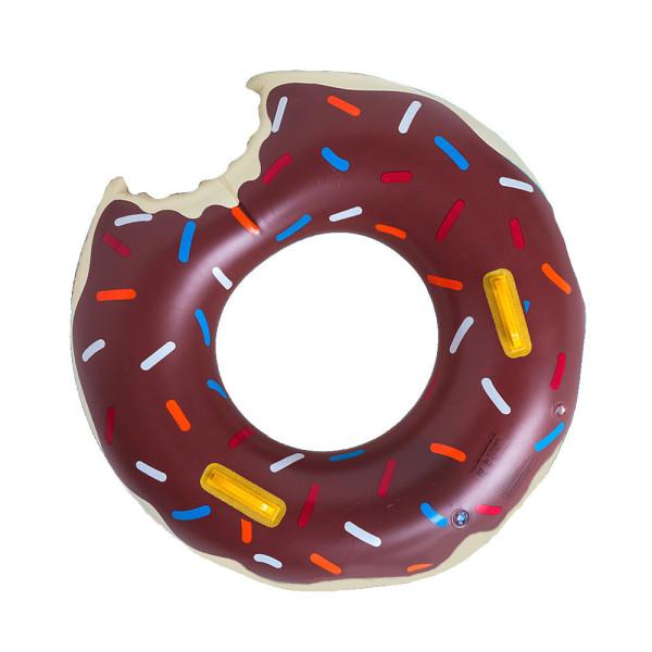 초코 도넛 튜브 80cm /물놀이용품/대형/원형튜브/성인 상품이미지