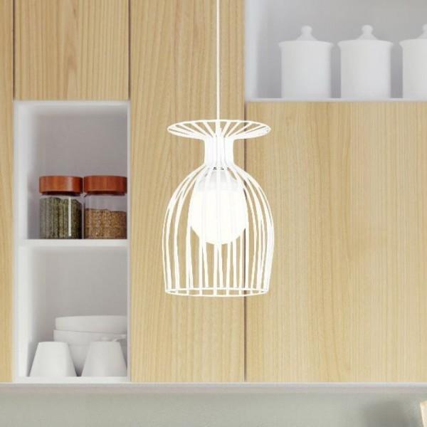 LED 디노 1등 펜던트 (블랙/화이트) / 전구포함가 상품이미지