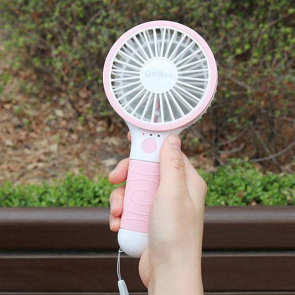 초슬림 휴대용선풍기 핸디/미니선풍기 탁상용 손선 상품이미지