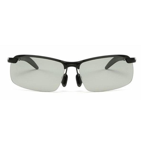 변색 편광 스포츠 고글 선글라스 P4015 운전 등산 낚시 상품이미지