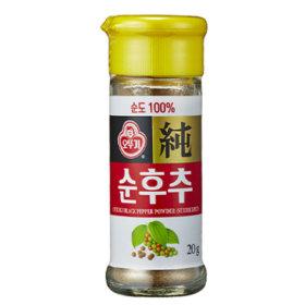 오뚜기 순후추 20g / 플라스틱용기 후추