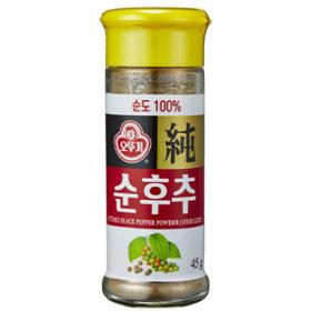 오뚜기 순후추 45g / 후추 플라스틱용기