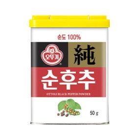 오뚜기 순후추 50g / 후추 캔