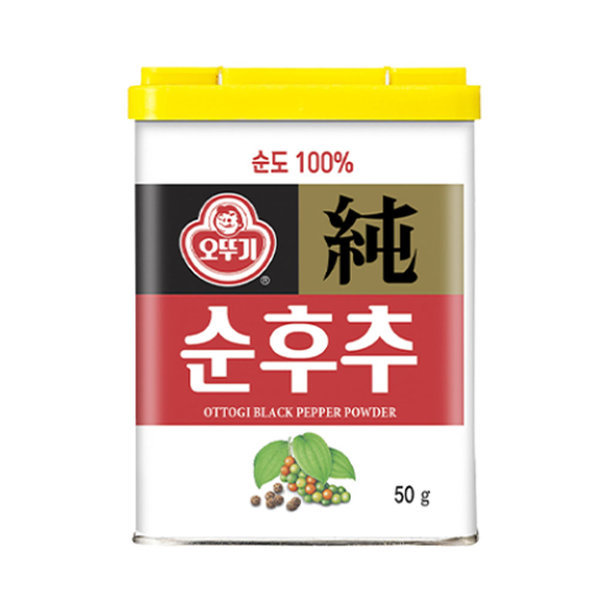 오뚜기 순후추 50g / 후추 캔 상품이미지