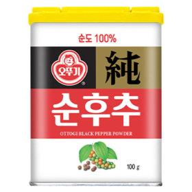 오뚜기 순후추 100g / 후추 캔