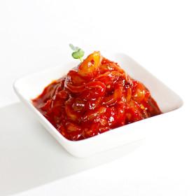 오징어젓갈 1kg 후기로 인증 광천젓갈 반찬 김치 젓갈