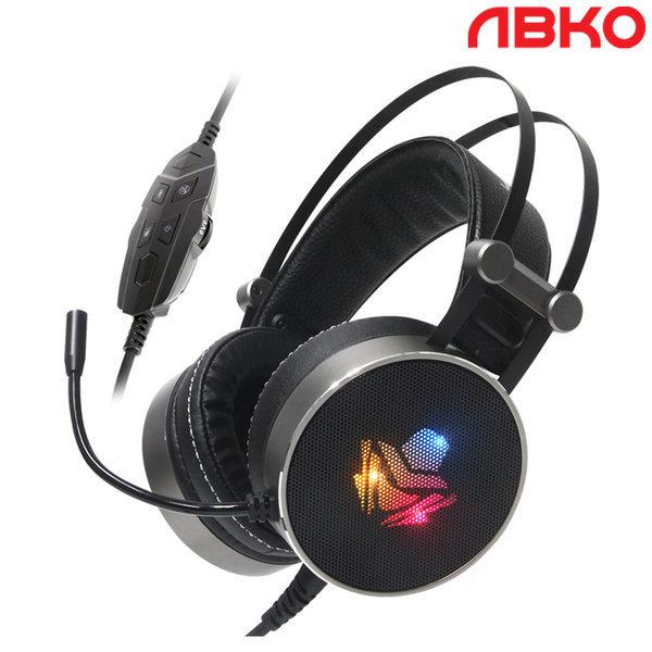 앱코 B900U 7.1채널 음성변조 게이밍헤드셋 +장패드 ㅡ 상품이미지